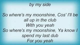 Akon - Moonshine (Feat Savage) Lyrics