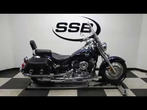 2007 Yamaha V Star® Silverado®  in Eden Prairie, Minnesota