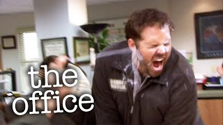 Roy Attacks Jim - The Office US