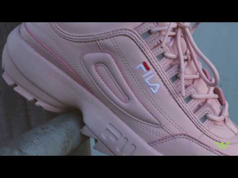 Shoephoric Review Fila Disruptor 2