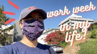 work week in my life (Electrical Engineer)