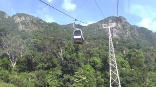 preview picture of video 'Cable car - Langkawi Island'