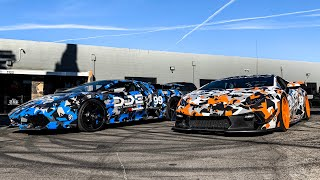 WORLDS MOST EXTREME LAMBORGHINI'S! *MANUAL MURCI VS SUPERCHARGED HURACAN*