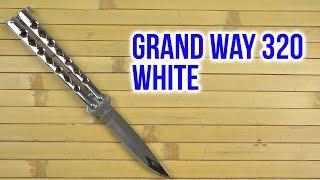 Grand Way 320 white - відео 1