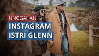 Unggahan Foto Terakhir Mutia Ayu Berdua Bersama Glenn Fredly sebelum Suaminya Berpulang