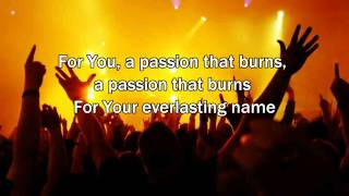 Flames - Matt Redman (2015 New Worship Song with Lyrics)