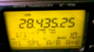 09/02/2015 QSO ON 10M UR3CTB WITH VA3SF