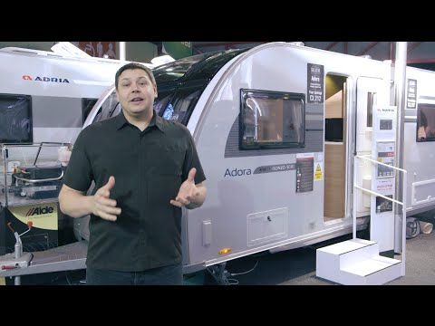 The Practical Caravan Adria Adora Isonzo 613DT Silver Collection review