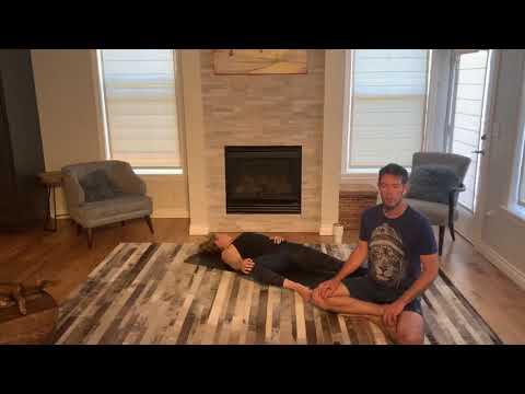 Patrick Harrington - Vinyasa Flow Yoga 1-2