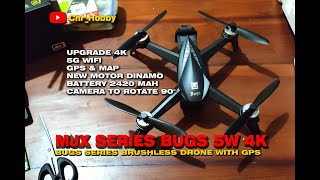 UNBOXING & REVIEW MJX SERIES BUGS 5W 4K | NEW UPGRADE
