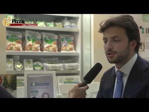 Latteria SORRENTINA im Interview mit Pizzamarkt Anuga 2017