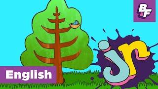 Nursery Rhymes with BASHO & FRIENDS JR. - Green Grass Grew