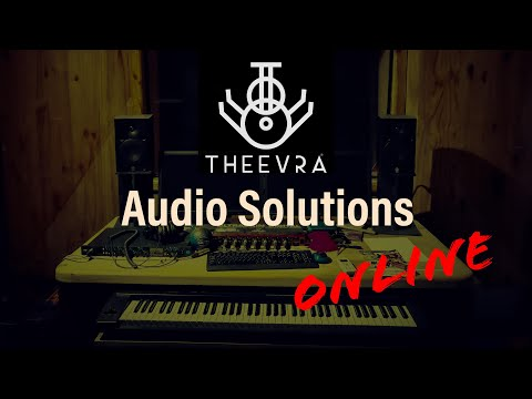 Theevra Records | Online Services - Recording Editing Mixing Mastering