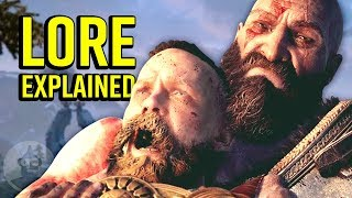 God Of War - Norse Mythology and Lore Explained | The Leaderboard - dooclip.me
