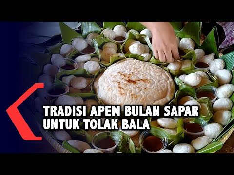 di sini ada tradisi makan kue apem jelang bulan sapar