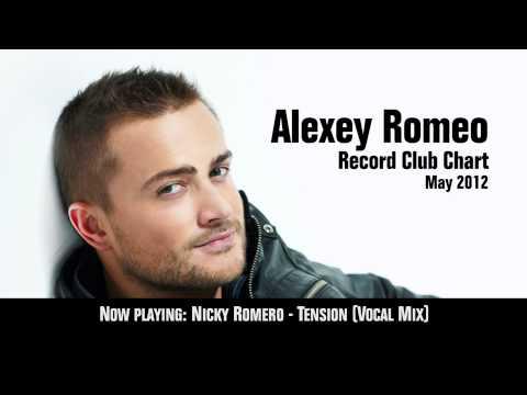 Alexey Romeo Record Club Chart May 2012 - Podcast | Radio Record