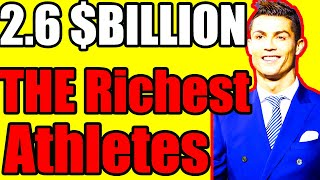 TOP 20 Richest Athletes in the World