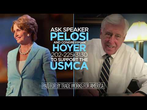 Trade Keeps Maryland Growing. Tell Congressman Hoyer to Support the USMCA