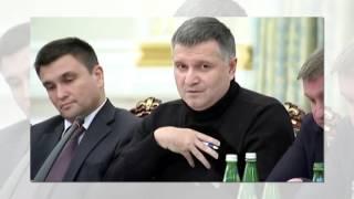 ЗЫ! Пьяный Аваков Кинул в Мишу Стаканякой - УЖОС! ))