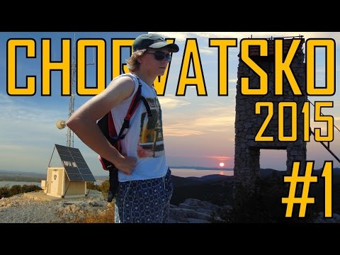 Kadeho Průvodce (Chorvatsko) /#1/ Pramen Mtn Dew & Potápění! [FullHD]