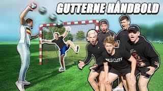 GUTTERNE SPILLER HÅNDBOLD!