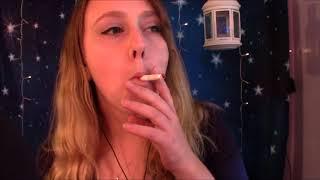 Miss Wisp ASMR smoking Q&A