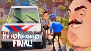 A NOVA CASA DE HELLO NEIGHBOR CHEGOU!!! O VIZINHO MATOU OS MEUS PAIS!   Hello Neighbor (NOVO)