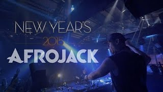 AFROJACK  New Years 2015 at Studio Paris Nightclub