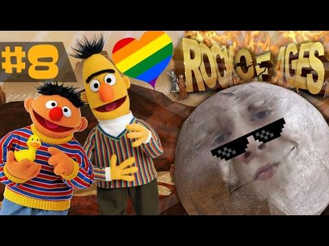 Bert + Ernie = GAY?! - Rock Of Ages #8 (FINALE)
