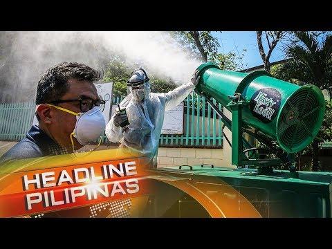 [ABS-CBN]  Headline Pilipinas, 11 March 2020 | DZMM