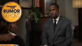 R Kelly Says Wife Is 'Destroying His Name' In Part 2 Of Interview With Gayle King
