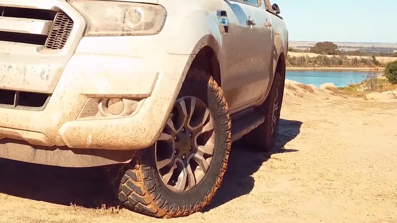 Flagship Mud-Terrain tyre