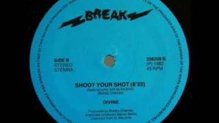 Divine - Shoot Your Shot (Ed Smit Jump Edit)