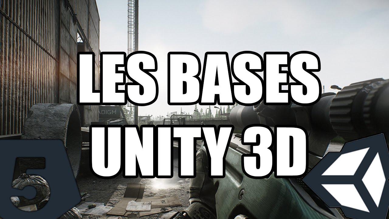 [TUTO] Unity 3D Prise en main #2 : INTERFACE ET FENETRE [FR] (les bases)