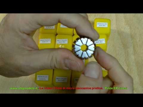 BangGood prova di un set di pinze ER25