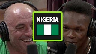 What it's Like When Israel Adesanya Visits Nigeria