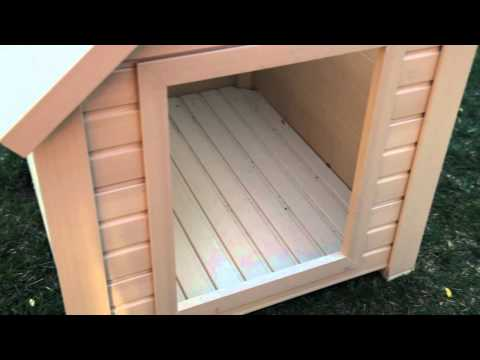New Age Pet Bunk Style Dog House - Extra Large Video