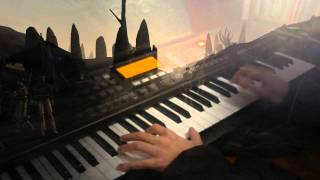 From Arena to Skyrim - All Elder Scrolls themes (Piano cover)