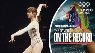 Nadia Comaneci's Perfect Ten In Montreal 1976 | The Olympics On the Record | Kholo.pk