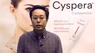 Cyspera experience from Dr. Jason Yip
