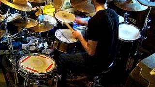 The Distillers - For Tonight You're Only Here To Know - Drum Cover