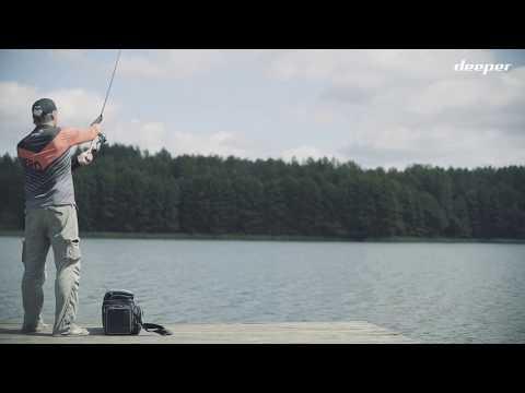 Inverno pescando su Volga Volga
