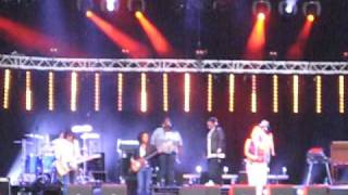 Anouk@Westerpark - praatje + The Difference