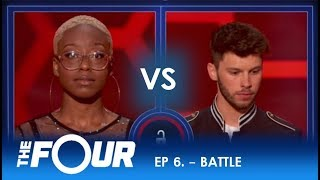 Leah Jenea vs James Graham: Can This Young Queen DETHRONE That King! | S2E6 | The Four