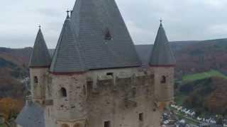 Burg Nassau - FPV - 2. Flug