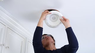 Juno AI Smart Downlight Installation Video