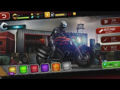 Vídeo do Death Moto 3