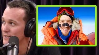 If You Sweat, You Die: Dressing for Antarctica   Joe Rogan and Colin O'Brady