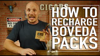 How To Recharge Your Boveda Packs... & Should You!?