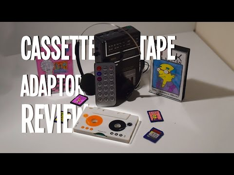 The 'Updated Tape Player' Review: an iPod & Cassette Tape in one!